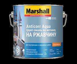 Marshall Anticorr Aqua / Грунт-эмаль по металлу база BW / Маршалл Антикор Аква