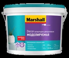 Marshall Decor (Маршалл Декор) Моделируемая / Декоративная штукатурка