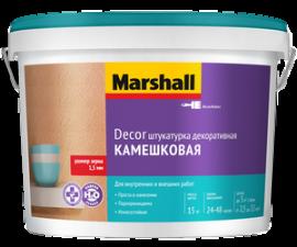 Marshall Decor (Маршалл Декор) Камешковая / Декоративная штукатурка