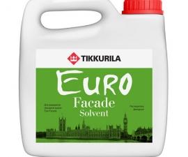 Tikkurila Euro Facade / Растворитель / Тиккурила Евро Фасад