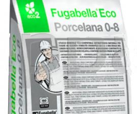 KERAKOLL Fugabella Eco Porcelana 2kg Затирка влагостойкая