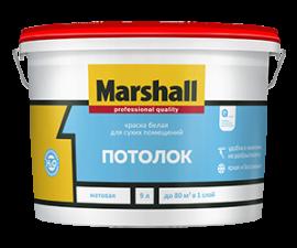 Marshall (Маршалл) Потолок / Матовая краска для потолков