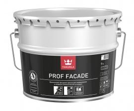Tikkurila Prof Facade / Краска для фасадов баз C / Тиккурила Проф Фасад