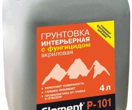 Alpa Element P-101 / Грунтовка с фунгицидом / Альпа Элемент П-101