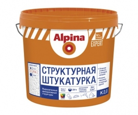 ALPINA EXPERT штукатурка структурная К20