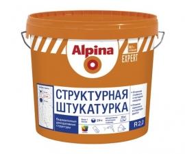 ALPINA EXPERT штукатурка структурная R20