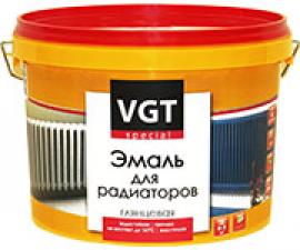ВГТ  ВД-АК-1179 эмаль для радиаторов Профи супербелая