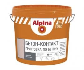 ALPINA EXPERT бетон-контакт грунт адгезионный