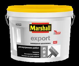 Marshall Export / Финишная шпатлевка (ПОД ЗАКАЗ) / Маршалл Экспорт