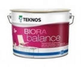 TEKNOS BIORA Balance совершенно матовая акрилатная краска