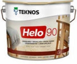 TEKNOS HELO 90 глянцевый уретано-алкидный  лак