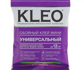Kleo Mini 12 / Универсальный Обойный Клей / Клео Мини 12