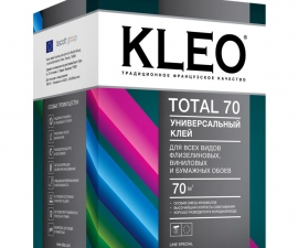 Kleo Total 70 / Универсальный клей для обоев / Клео Тотал 70