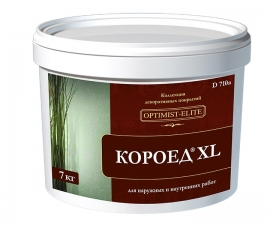 Оптимист Декоративное покрытие Короед XXL (Под заказ)