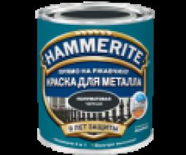 HAMMERITE краска для металла гладкая база бесцветная