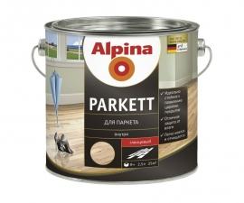 ALPINA Parkett Паркетный лак глянцевый
