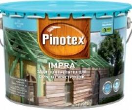 Pinotex Impra / Пропитка для защиты древесины / Пинотекс Импра