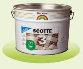 Beckers Scotte 3 краска для стен и потолков