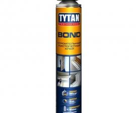 Tytan Professional Bond Gun пено-клей строительный универсальный