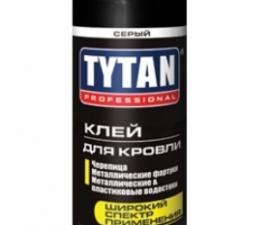 Tytan Professional Клей для кровли