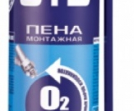 TYTAN EURO-LINE STD 02 пена монтажная
