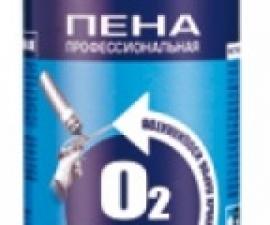 TYTAN EURO-LINE GUN 02 пена профессиональная