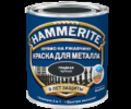 HAMMERITE краска для металла гладкая глянцевая