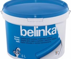 Belinka краска для кухонь и ванных комнат ПОД ЗАКАЗ