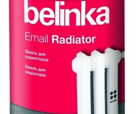 BELINKA Email Radiator Эмаль ПОД ЗАКАЗ