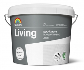 Beckers Living Takfarg 03 / Краска для потолка / Беккерс Ливинг Такфарг 03