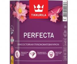 Tikkurila Perfecta / Износостойкая глубокоматовая краска база C (прозрачная) / Тиккурила Перфекта