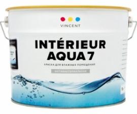 Vincent I-7 / Винсент Интериор Аква 7 краска для влажных помещений