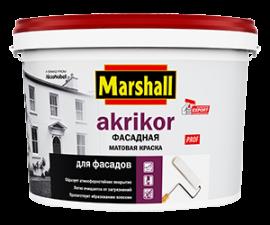 Marshall Akrikor / Краска фасадная база BC (ПОД ЗАКАЗ) / Маршалл Акрикор