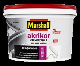 Marshall Akrikor / Краска структурная база BC (ПОД ЗАКАЗ) / Маршалл Акрикор
