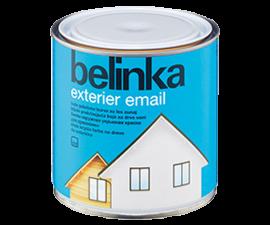 Belinka Exterier Email Краска для защиты древесины ПОД ЗАКАЗ