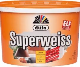Dufa Superweiss RD 4 / Краска супербелая (Россия) / Дюфа Супервайс