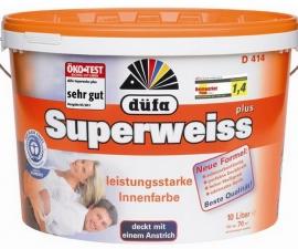 Dufa Superweiss RD 4 / Краска супербелая (Германия) / Дюфа Супервайс