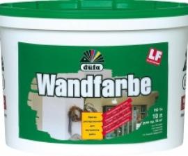 Dufa Wandfarbe RD 1А / Краска для стен и потолков / Дюфа Вандфарбе