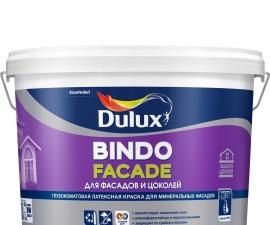 Dulux Bindo Facade BW / Глубокоматовая краска для фасадов / Дюлакс Биндо Фасад