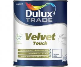 Dulux Velvet Touch ВМ / Совершенно матовая краска / Дюлакс Вельвет Тач