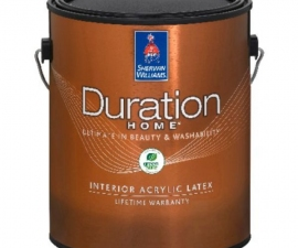 Duration Home Interior Latex Matte / Интерьерная латексная воднодисперсионная краска