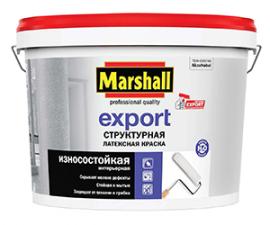 Marshall Export / Структурная краска база BW / Маршалл Экспорт