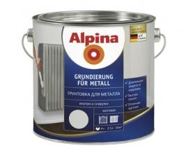 ALPINA грунтовка для металла