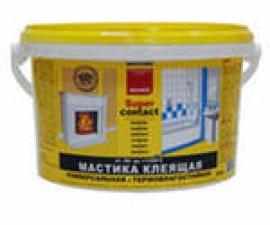 NEOMID SUPERCONTACT мастика клеящая универсальная термостойкая