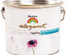 Beckers Elegant Vaggfarg Matt матовая краска для стен баз C