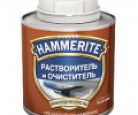 Hammerite Brush Cleaner & Thinners растворитель и очиститель