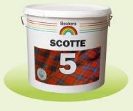 Beckers Scotte 5 краска для стен и потолков