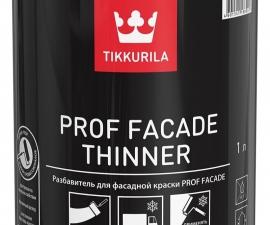 Tikkurila Prof Facade Thinner / Растворитель / Тиккурила Проф Фасад Тиннер